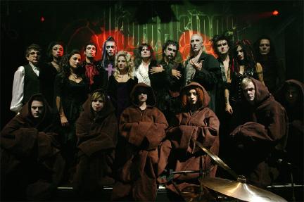 Van Helsing's Curse - Photo