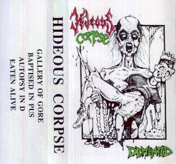 Hideous Corpse - Demented