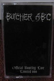 Butcher ABC - Official Bootleg Live