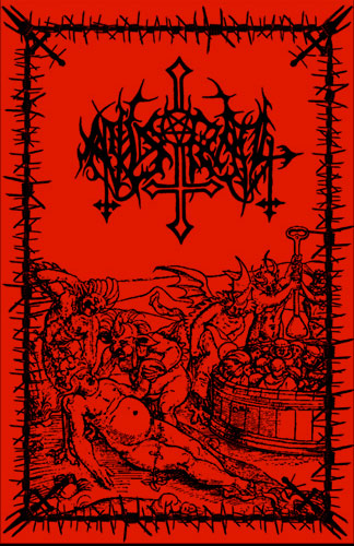 Austral - Abhorrence to the Lambs of God Iconoclast & Misery