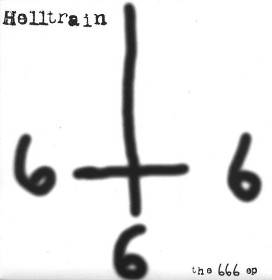 Helltrain - The 666 EP