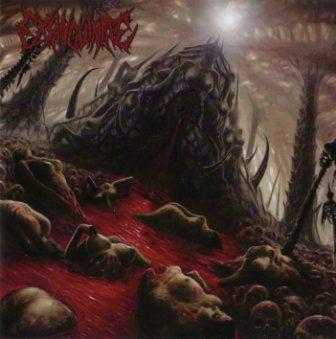 Exsanguinate - Disintegration Through Ritualistic Torture
