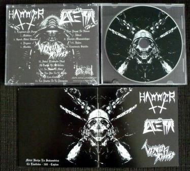 Hammer / Cacería / Virgin Killer - Metal hecho en Sudamérica