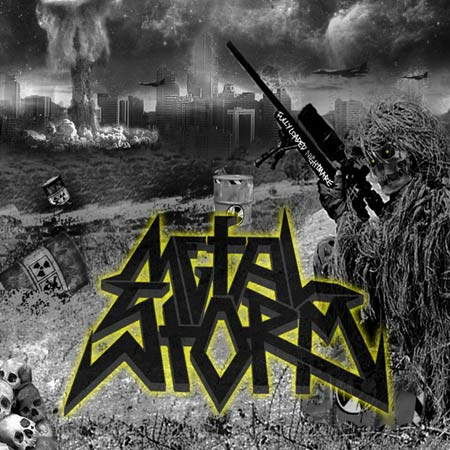 Metalstorm - Fully Loaded Nightmare