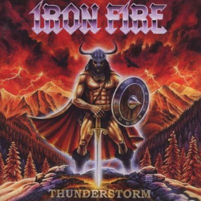 Iron Fire - Thunderstorm