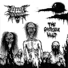 Carnal Ghoul - The Grotesque Vault