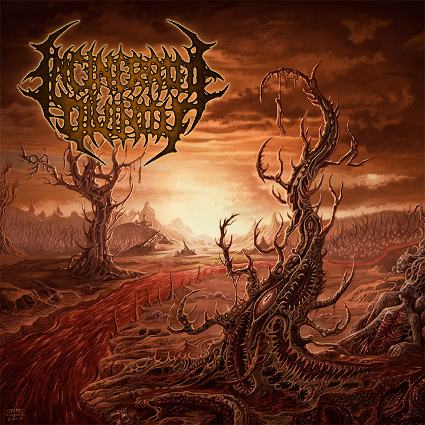 Incinerated Divinity - EP