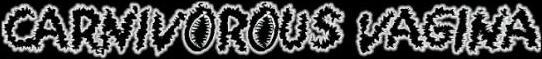 Carnivorous Vagina - Logo