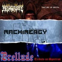 Prellude / Retaliatory / Machinergy - 3 Way Split