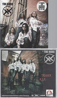 The Roxx - 2-Track CD