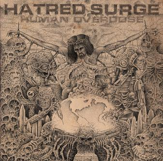 Hatred Surge - Human Overdose