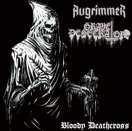 Grave Desecrator / Augrimmer - Bloody Deathcross