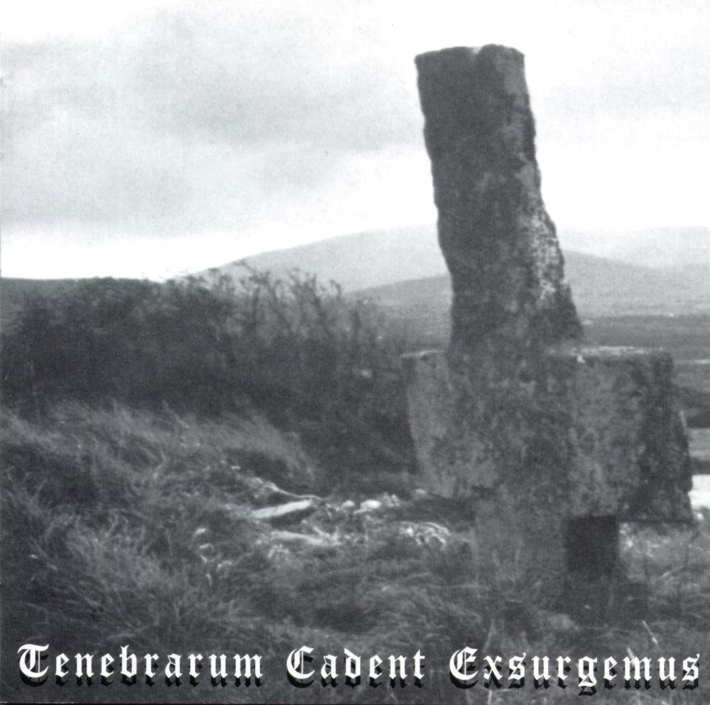 Tenebrarum Cadent Exsurgemus cover (Click to see larger picture)