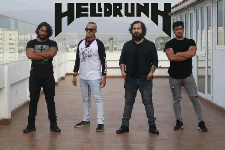 Helldrunk - Photo