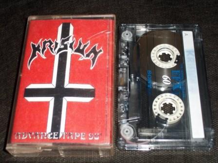 Krisiun - Advanced Tape 98