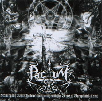 Pactum - Staining the White Veils of Christianity with the Blood of Decapitated Lamb