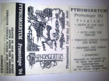 Pyphomgertum - Promotape '94