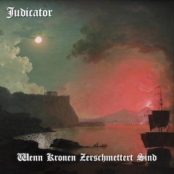 Judicator - Wenn Kronen zerschmettert sind