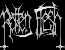 Rotten Flesh - Logo