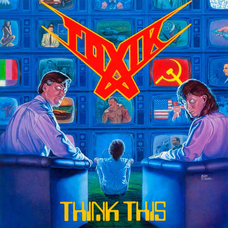 Toxik - Think This