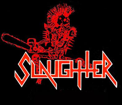 Slaughter - Logo