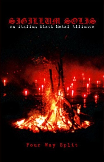Khephra / Orcrist / Gort / Mourning Soul - Sigillum Solis - An Italian Black Metal Alliance