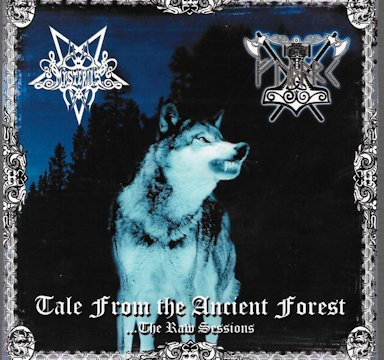 Futhark / Mysteriis - Tale from the Ancient Forest