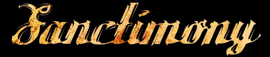 Sanctimony - Logo