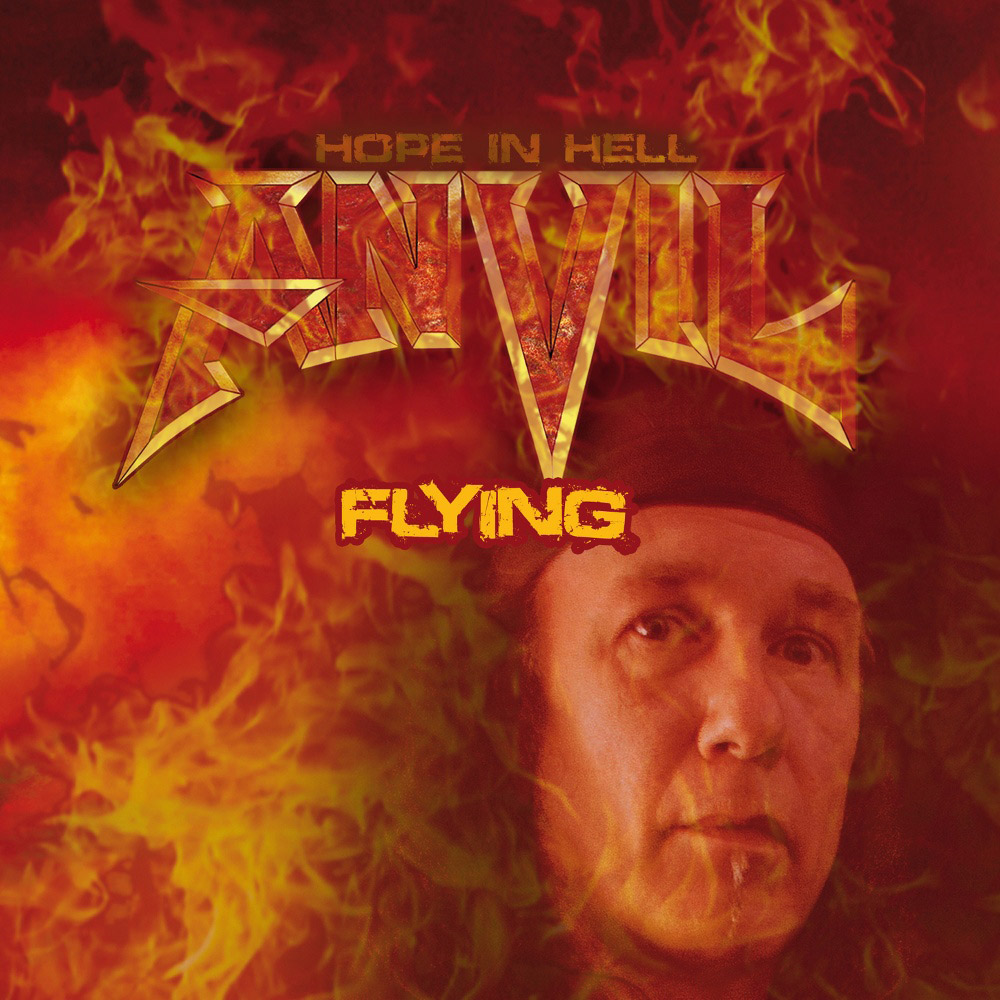 Anvil - Flying