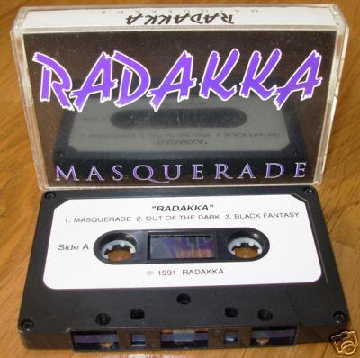 Radakka - Masquerade