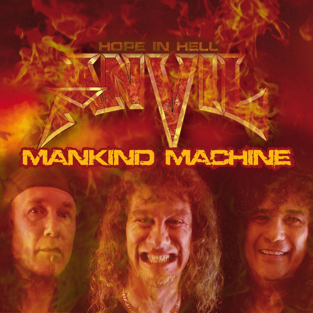Anvil - Mankind Machine
