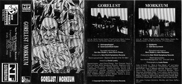 Gorelust / Morkeum - Gorelust / Morkeum