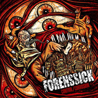 Forenssick - Control/Corrosión