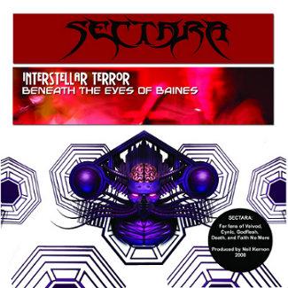 Sectara - Interstellar Terror - Beneath the Eyes of Baines