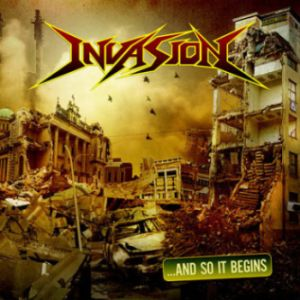 Invasion - ...and So It Begins