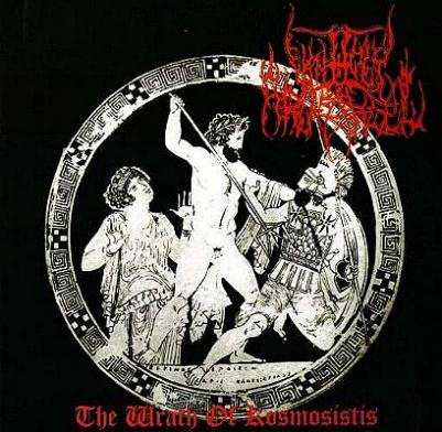 The Wrath Of Kosmosistis cover (Click to see larger picture)