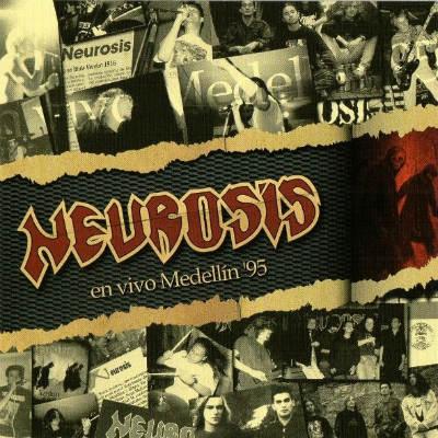 Neurosis - En vivo Medellín '95