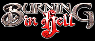 Burning in Hell - Logo
