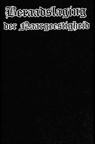 Boecx / Eeuwig / Alruin - Beraadslaging der Naargeestigheid