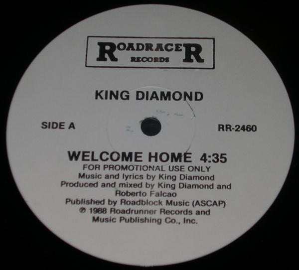 King Diamond - Welcome Home