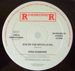 King Diamond - Eye of the Witch