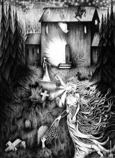 Cobwebs of Deception - Malevolent Spirit