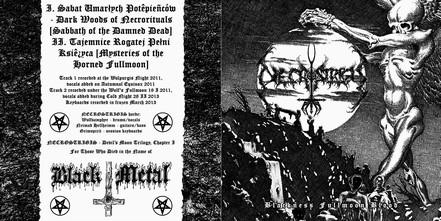 Necrostrigis - Blackness Fullmoon Blood