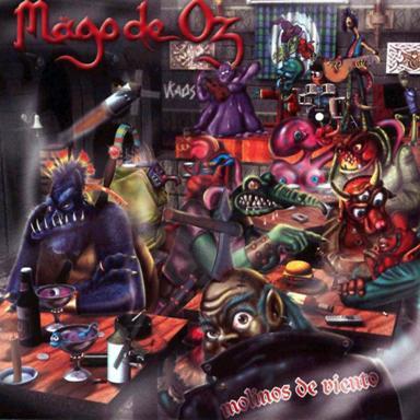 Mägo de Oz - Molinos de viento (live)