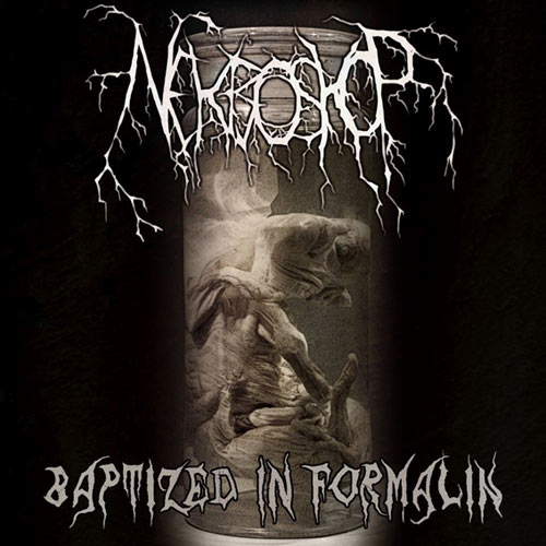 Nekroskop - Baptized in Formalin