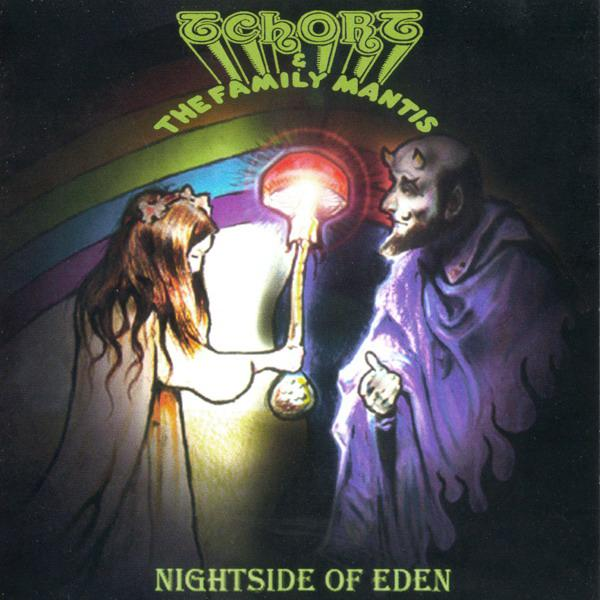 Tchort - Nightside of Eden