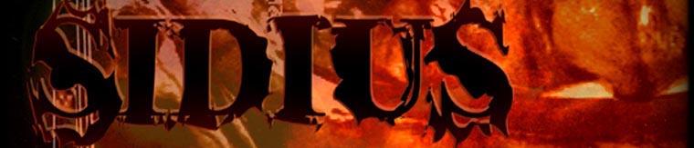Sidius - Logo