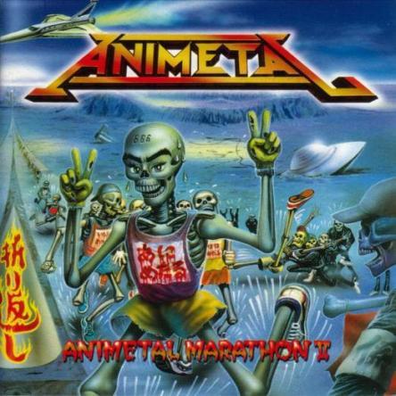 Animetal - Animetal Marathon II ~特撮編~
