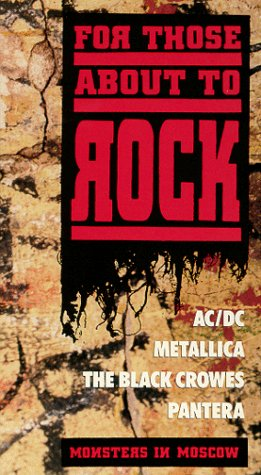 Pantera / Metallica / E.S.T. - For Those About to Rock - Monsters in Moscow