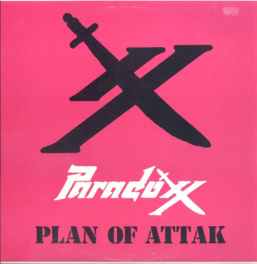 Paradoxx - Plan of Attak